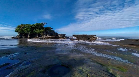 Tanah Lot Enthusiastically Welcomes the Free Covid Corridor Program